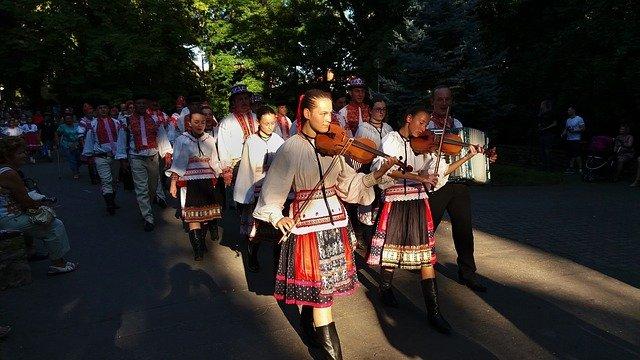 folklórový festival