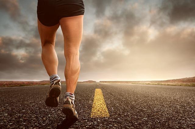 běh na silnici