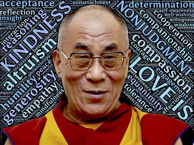 dalajlama svátost